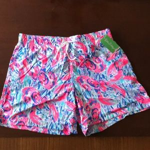 Lily Pulitzer Men's Capri Swim Trunks